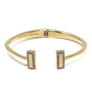 Kate Spade Gold Tone Adventure Gold Bracelet